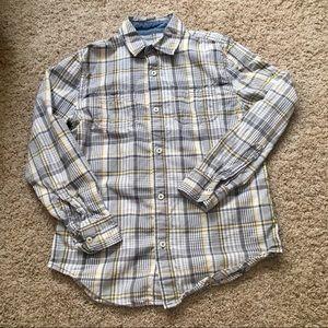 TUCKER + TATE Boys Long Sleeve Shirt